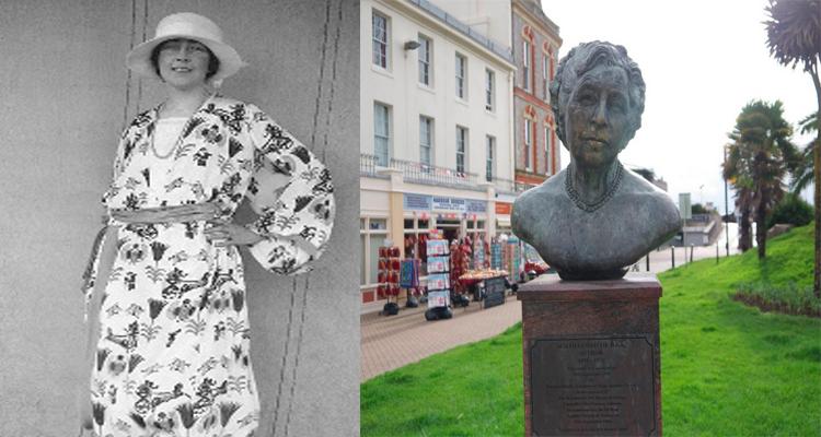 Agatha Christie'nin 125'inci doğum yıldönümü kutlandı