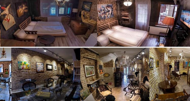 Balat'ta sanat ve sanatçı evi