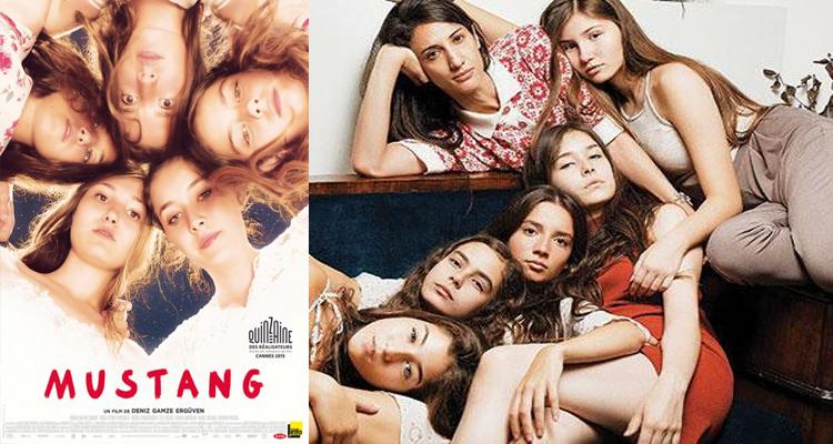 Oscar'da en iyi yabancı film Mustang