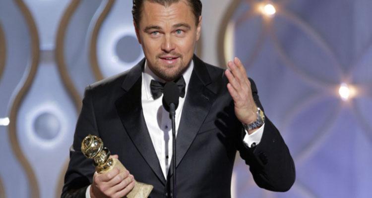 Leonardo Dicaprio Oscar konuşması