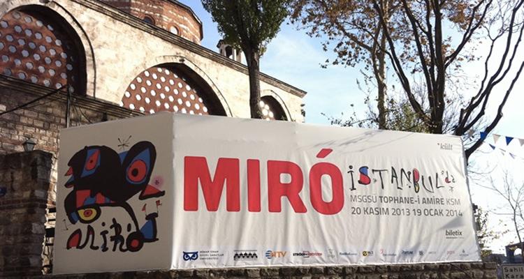 Miro'nun sahte eserleri
