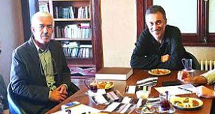 Hasan Ali Toptaş ile Nuri Bilge Ceylan