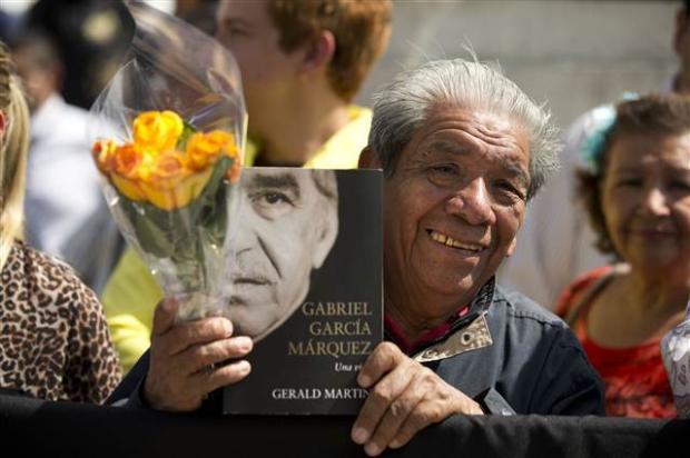 Gabreil Garcia Marquez öldü_03