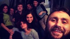 Orhan Pamuk Selfiedeki Gençleri Çok Sevdi
