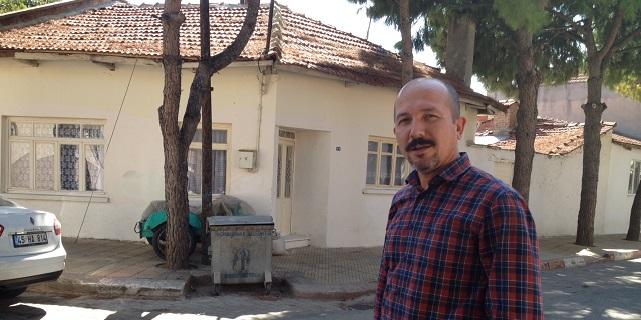 Yusuf Atılgan'ın Hacırahmanlı'daki evi