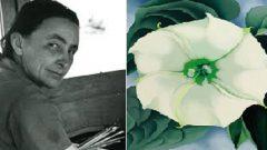 Kadın Ressamın Çiçeği 44.4 Milyon $