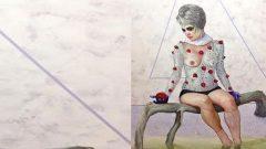 Çilek Seven Kadın'a meme sansürü mü