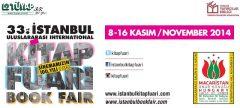 İstanbul'un Kitap Mevsimi Başlıyor