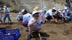 Çanakkale'de Minik Arkeologların Keyifli Kazısı
