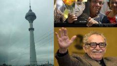 Marquez'e 12 Yıllık Yalnız Kulenin Dibinde Anma