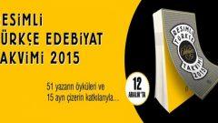 Yeni Yılda Edebiyat Takviminiz Olsun