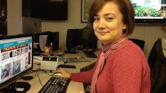 Polisiyede Kadın Gazeteci