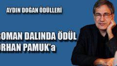 Aydın Doğan Ödülü Orhan Pamuk'a