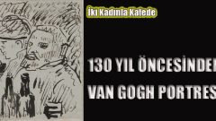 Van Gogh'un Portre Eskizi Bulundu