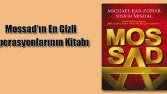Mossad'ın gizli operasyonları