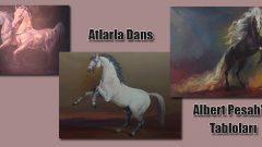 Albert Pesah'tan Atlarla Dans sergisi