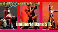 İstanbul Uluslararası Dans Festivali başlıyor