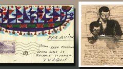 Bedri Rahmi'nin Resimli Mektupları