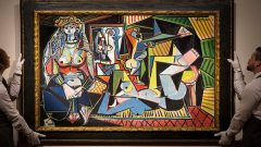 Cezayirli Kadınlar tablosunu halk göremeyecek