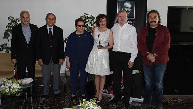 Baykal Saran Tiyatro Ödülü