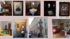 St. Petersburg'da Dostoyevski'nin evi
