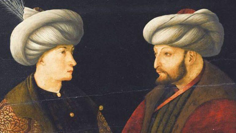 Fatih'in Portresi Londra'da Müzayedede