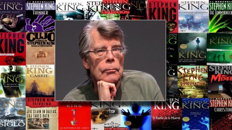 Stephen King Bireysel Silahsızlanma Çağrısı Yaptı