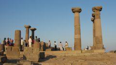 Aristo'nun kentinde Assos Felsefe Günleri