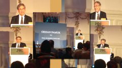 Orhan Pamuk'tan genç yazarlara tavsiyeler
