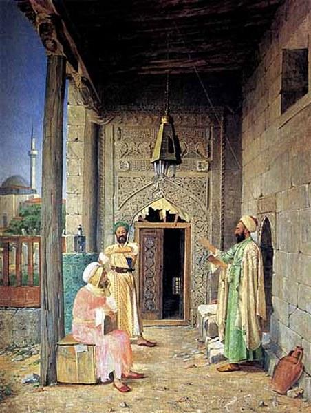Osman Hamdi Bey eseri