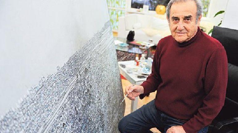 """Devrim Erbil """"Akademi'de 50 Yıl Sergisi"""""""