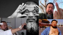 Ai Weiwei mültecilerin dramı için Midilli'de