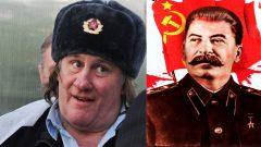 Gerard Depardieu Stalin'i canlandıracak