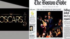 Spotlight gazeteciliğin gurur abidesine Oscar