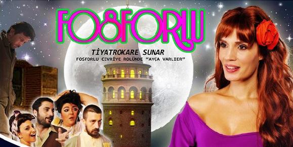 Tiyatrokare Anadolu turnesinde