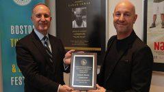 Boston'da Çağan Irmak'a ödül
