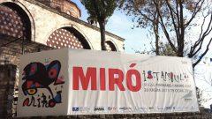 Sahte Miro sergisi için 4 sene 6 ay hapis