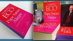 Umberto Eco'nun son kitabı İtalya'da yayımlandı