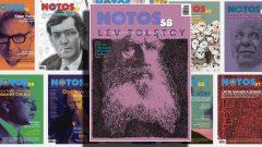NOTOS yeni sayısında Tolstoy'u ele aldı