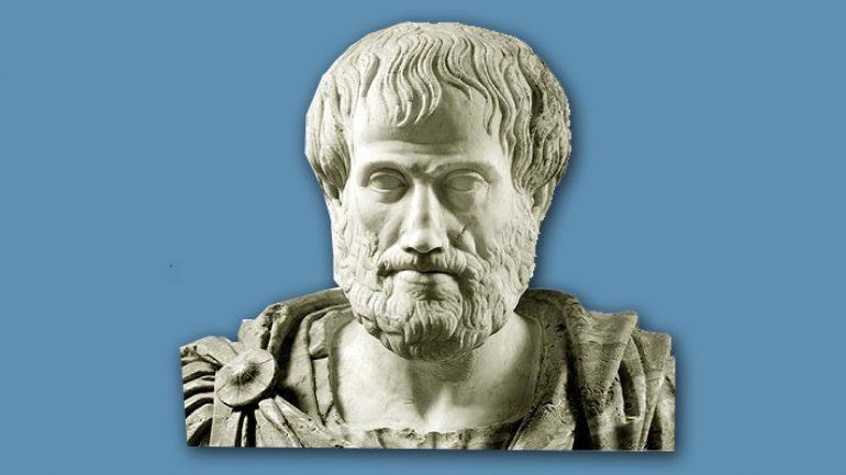 Aristotales'in mezarı bulundu
