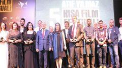 Atıf Yılmaz Kısa Film Festivali gala gecesi