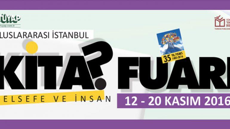 İstanbul Kitap Fuarı felsefe teması ile açılacak