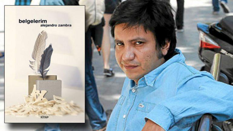 Alejandro Zambra dikkat çeken eserler üretiyor