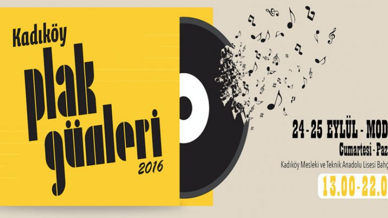 Kadıköy Plak Günleri Zeki Müren'le açılıyor