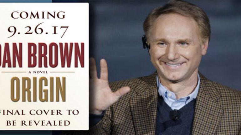 Dan Brown'ın yeni kitabı Origin