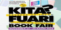 İstanbul Kitap Fuarı etkinlik programı