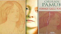 Kırmızı Saçlı Kadın roman kapağındaki sır ne?