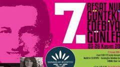 İzmir'de Reşat Nuri Edebiyat Günleri