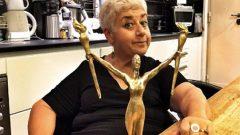 İtalya'da Serra Yılmaz en iyi kadın oyuncu