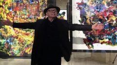 Antony Hopkins resimleri ile sanat dünyasında